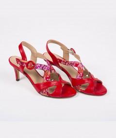 Sandales à talons Nagoya