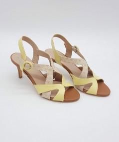 Sandales à talons Sally de Kobe