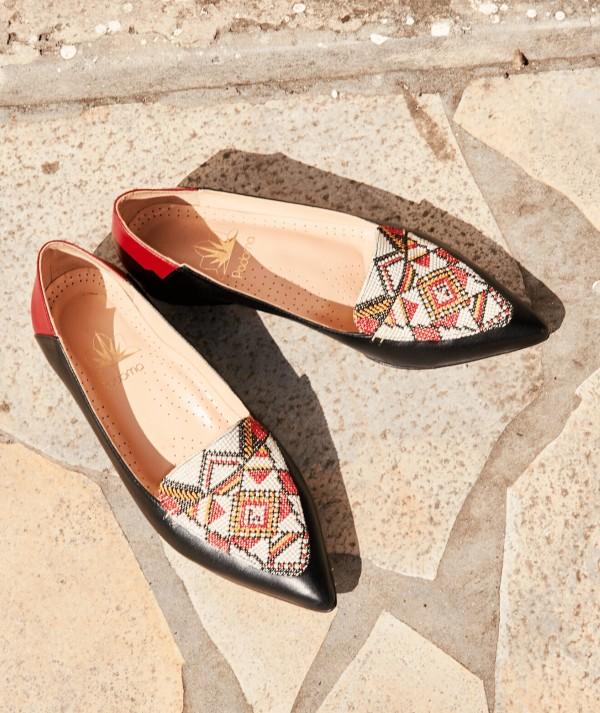Slippers Katia de Bamia - Lookbook