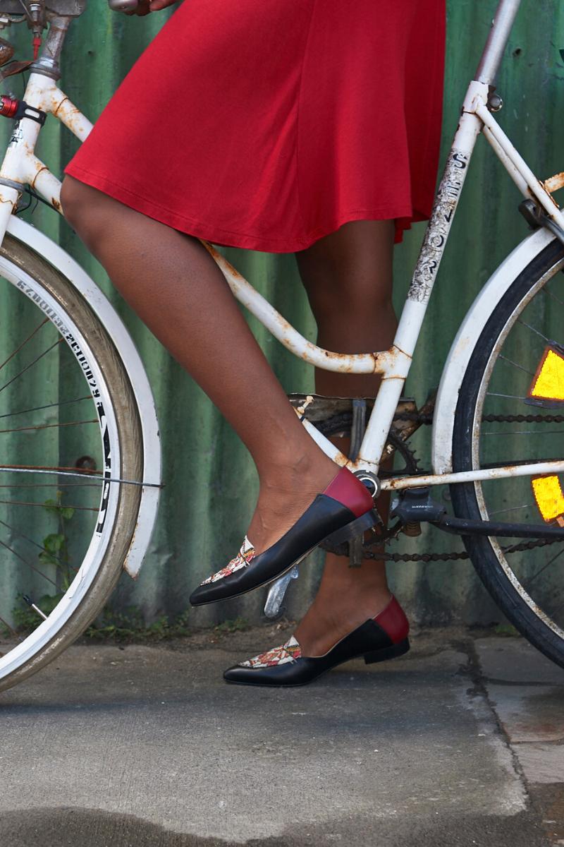 Katia de Bamia - Vélo