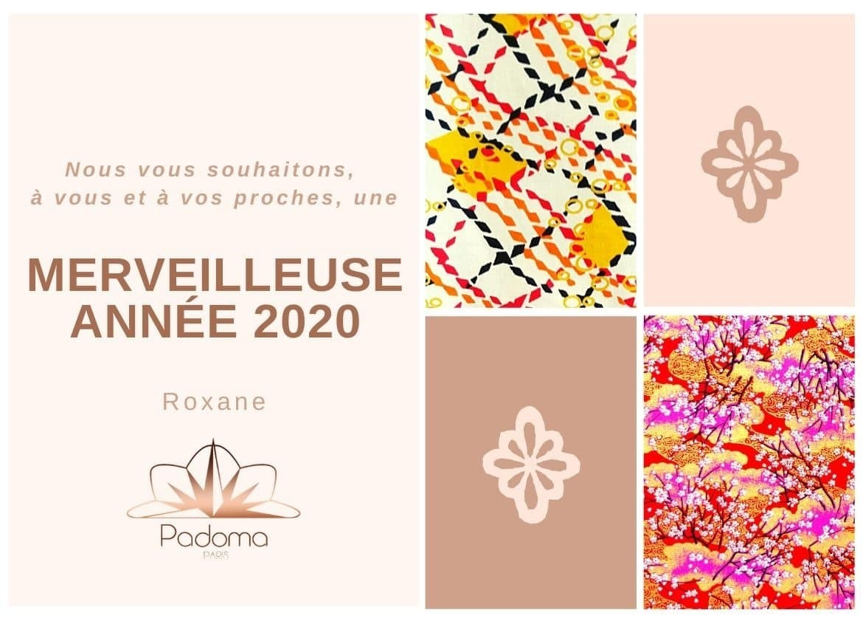 Nos Meilleurs vœux 2020